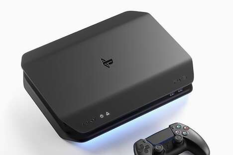 Reimagined Next-Gen Gaming Consoles