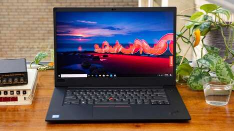 Professional Speed-Focused Laptops