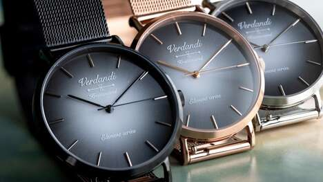 Eco Scandinavian Watch Collections