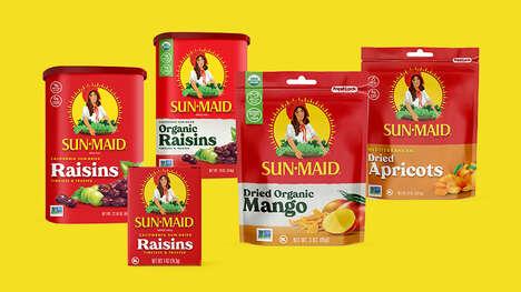Millennial-Targeted Snack Rebrands