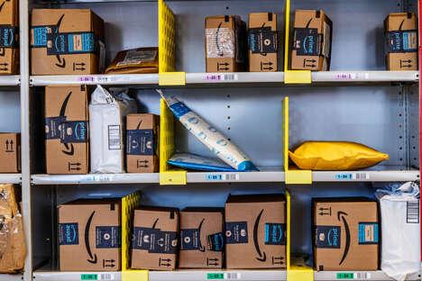 Plastic-Free E-Commerce Centers