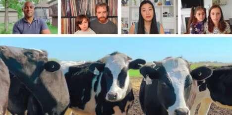 Milk Myth Debunking Ads