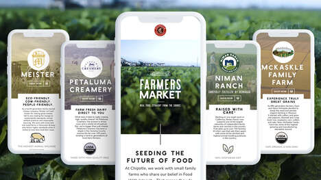 Virtual Farmers' Market Apps