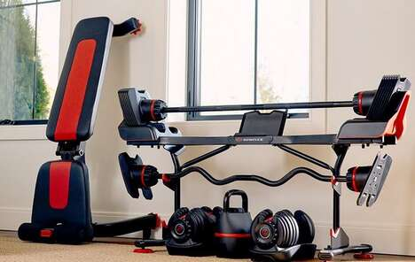 Customizable Strength Training Sets