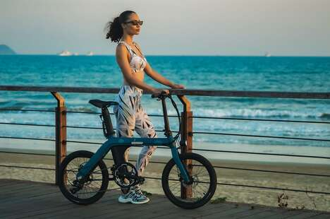 Trunk-Friendly Electric Bicycles