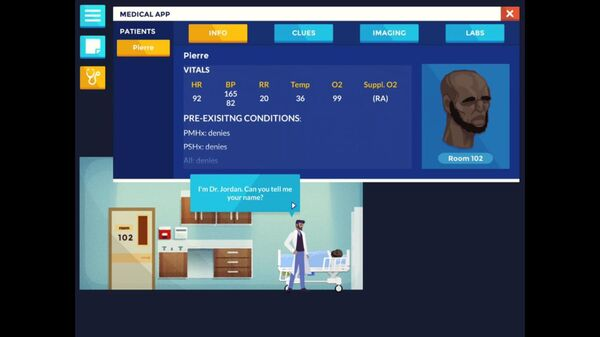 Gamified Doctor Training