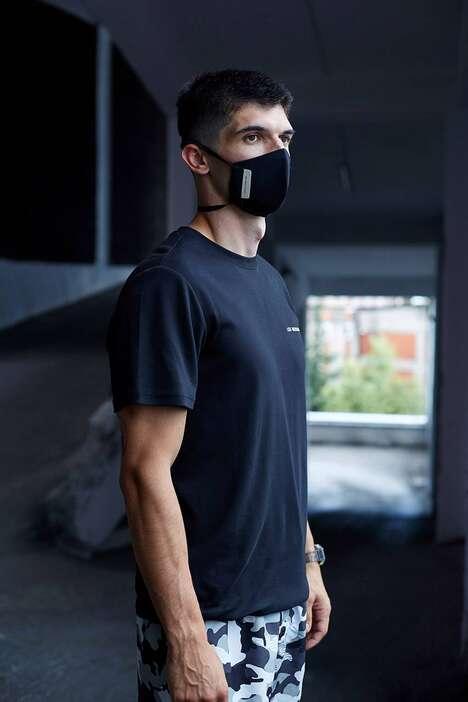 Colorful Double-Strap Face Masks
