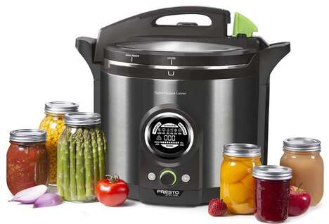 Automated Kitchen Canning Appliances