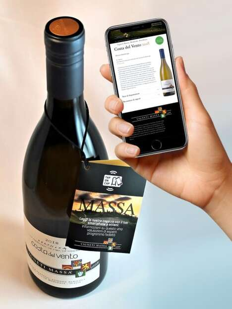 NFC Wine Packaging