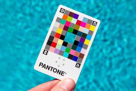 Branded Smartphone Color Cards