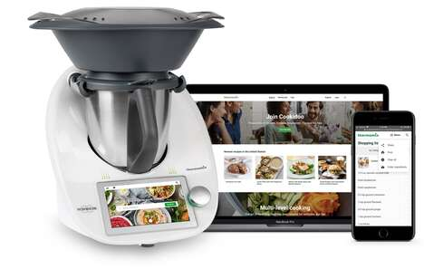 Food-Ordering Kitchen Appliances