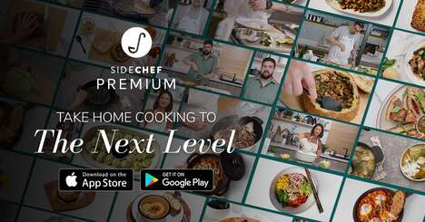 Immersive Cooking Subscriptions