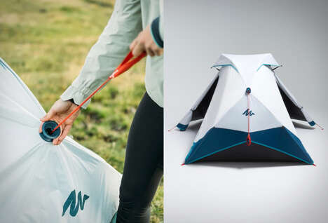 Instantaneous Setup Camping Tents