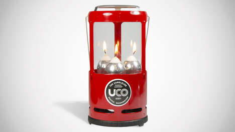 Candle-Powered Lantern Cookers
