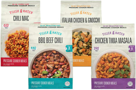 Pre-Made Pressure Cooker Meals