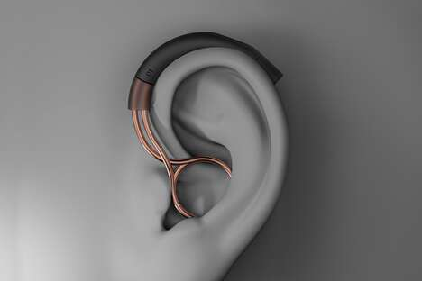 Modernized Aesthetics Hearing Aids