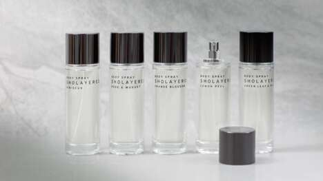 Layering Minimalist Fragrances