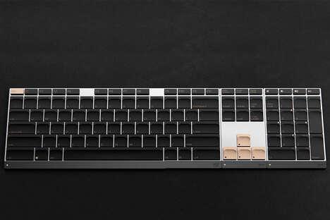 Modular Keyboard Peripherals