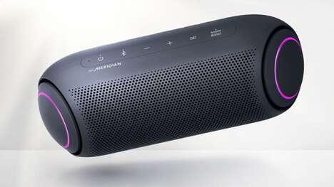 Pairing-Friendly Portable Speakers