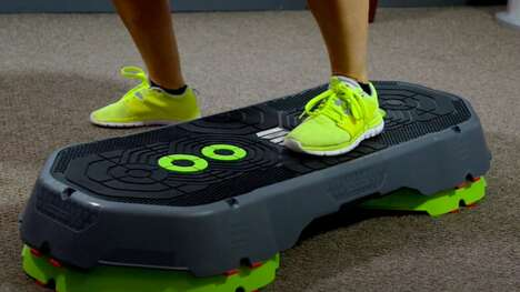 Customizable Aerobic Workout Platforms