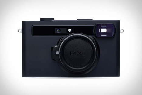 Intentionally Simplified Digital Cameras