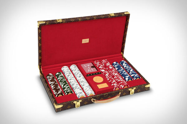 Opulent Fashion Poker Kits