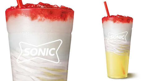 Ice Cream-Infused Frozen Drinks