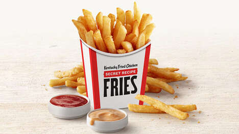 Secret Recipe French Fries
