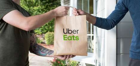 Corporate Food Delivery Acquisitions