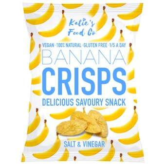Delicious All-Natural Banana Chips