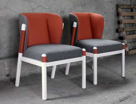 Japanese Sword-Like Seating