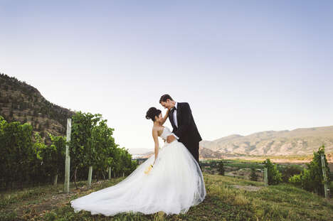 Vineyard Wedding Venues
