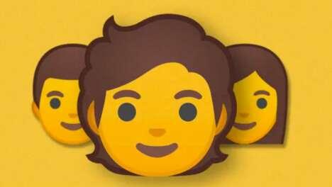 Gender Fluid Emojis
