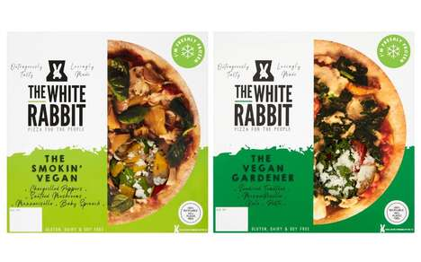 10 Plant-Based Pizza Products