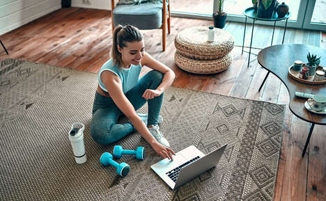 Corporate-Focused Fitness Apps