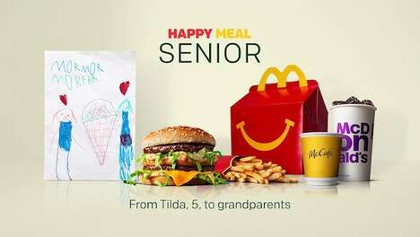 Senior-Focused QSR Meals