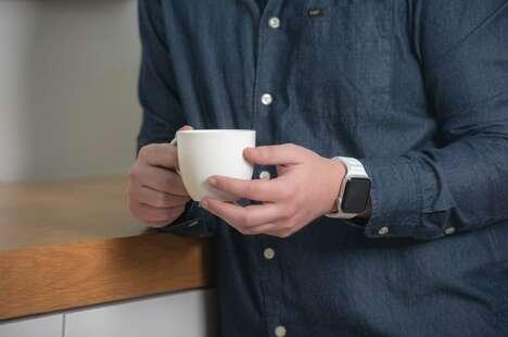 Gesture Control Smartwatch Straps
