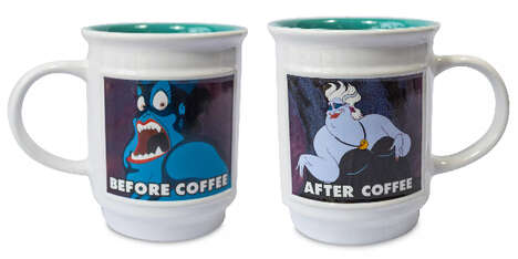Meme-Inspired Cartoon Mugs
