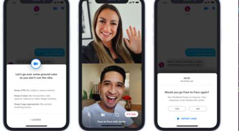 In-App Dating Video Calls