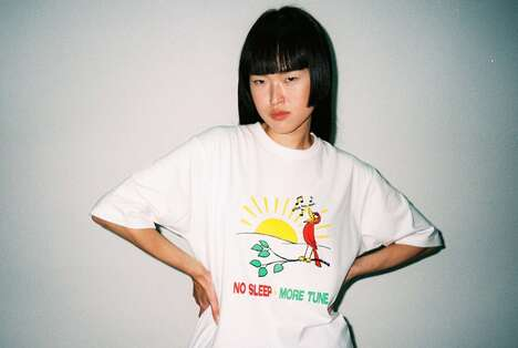 Show-Inspired Graphic Streetwear