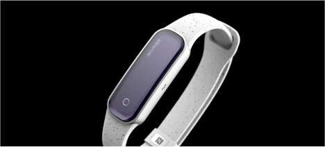 Self-Charging Activity Trackers