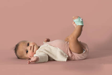 Infant-Tracking Smart Socks