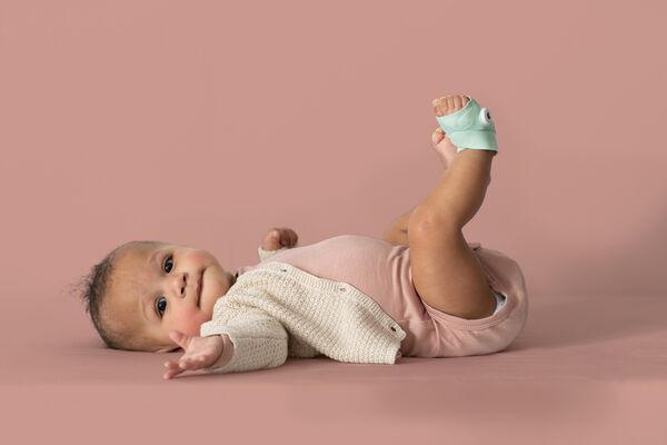 Infant-Tracking Smart Socks