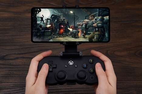 Console Gaming Smartphone Controllers