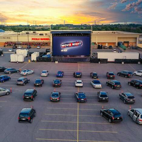 Parking Lot Cinemas