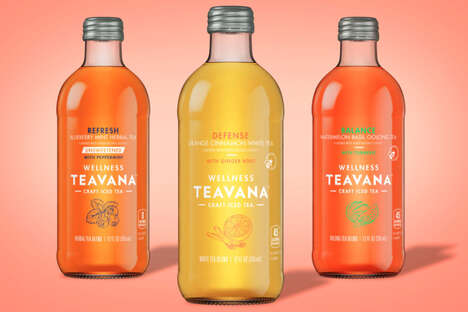Wellness Iced Teas