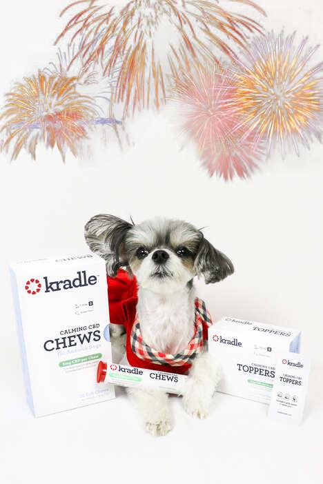 Versatile CBD Dog Supplements
