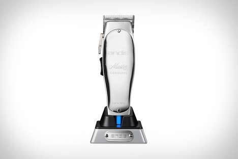 High-Quality Wireless Hair Clippers