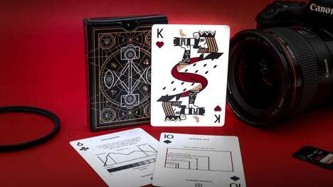 Photography Playing Cards