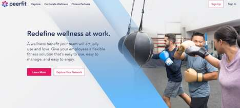 Fitness-Themed Employee Benefits